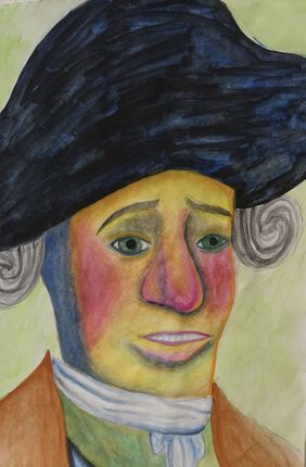 Karikaturen nach Goya (Q2)